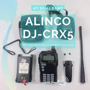 ht alinco crx5