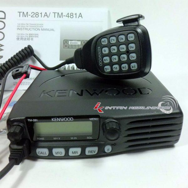 Radio Rig Kenwood TM281