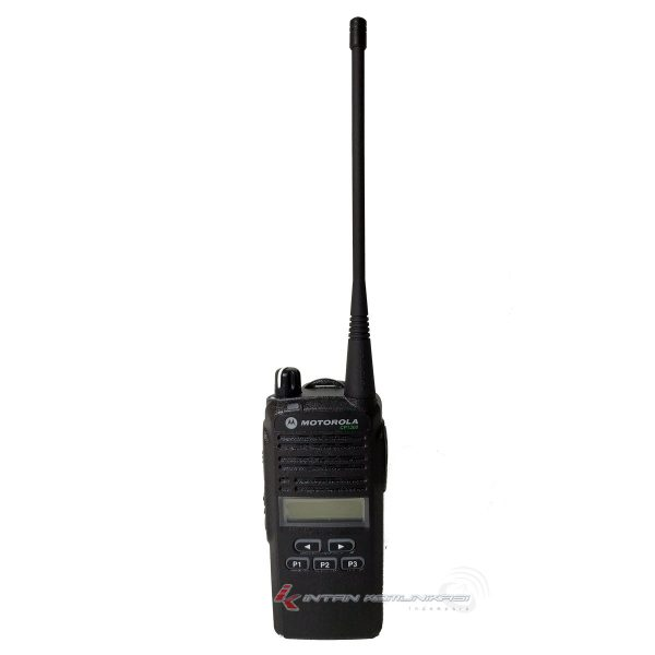 HT Motorola CP1300 UHF: 403-447 MHz