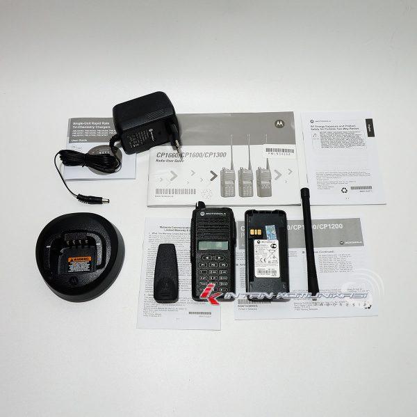 Kelengkapan HT Motorola CP1660 VHF