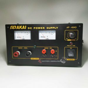 Power supply GP Akai 40A